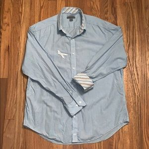 Johnston and Murphy Button Up